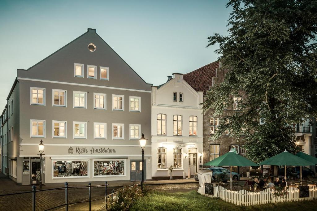 Hotel Klein Amsterdam Friedrichstadt, Germany