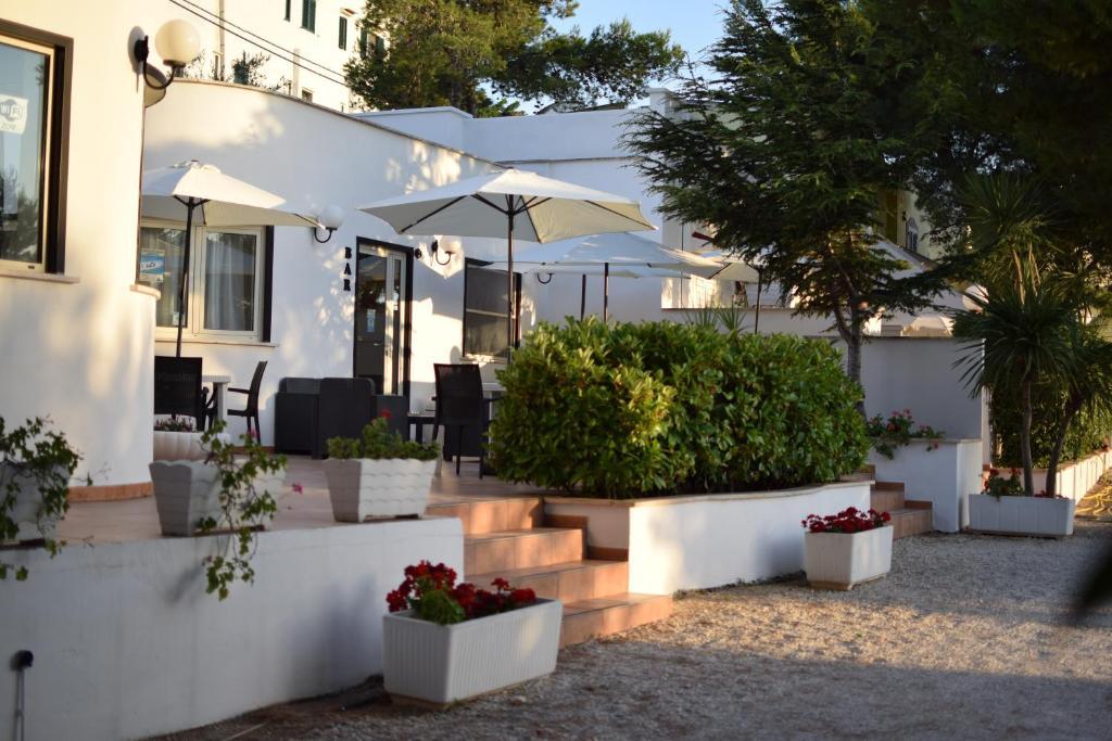 Patio o area all'aperto di Argeste Club Vacanze