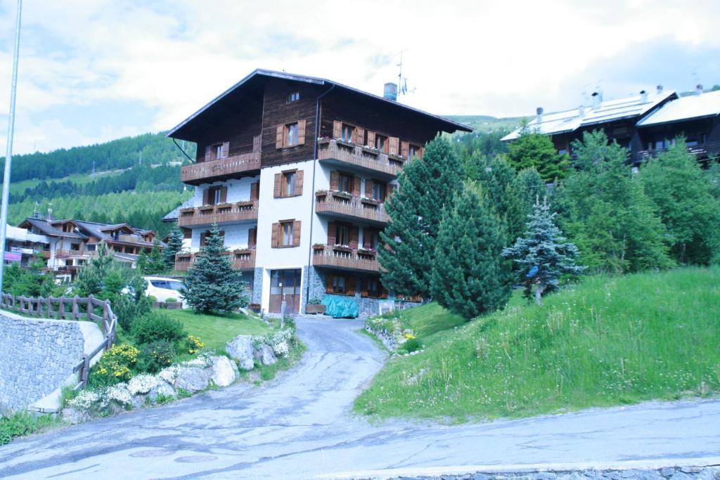 Zahrada ubytování Appartamenti Fabrizio