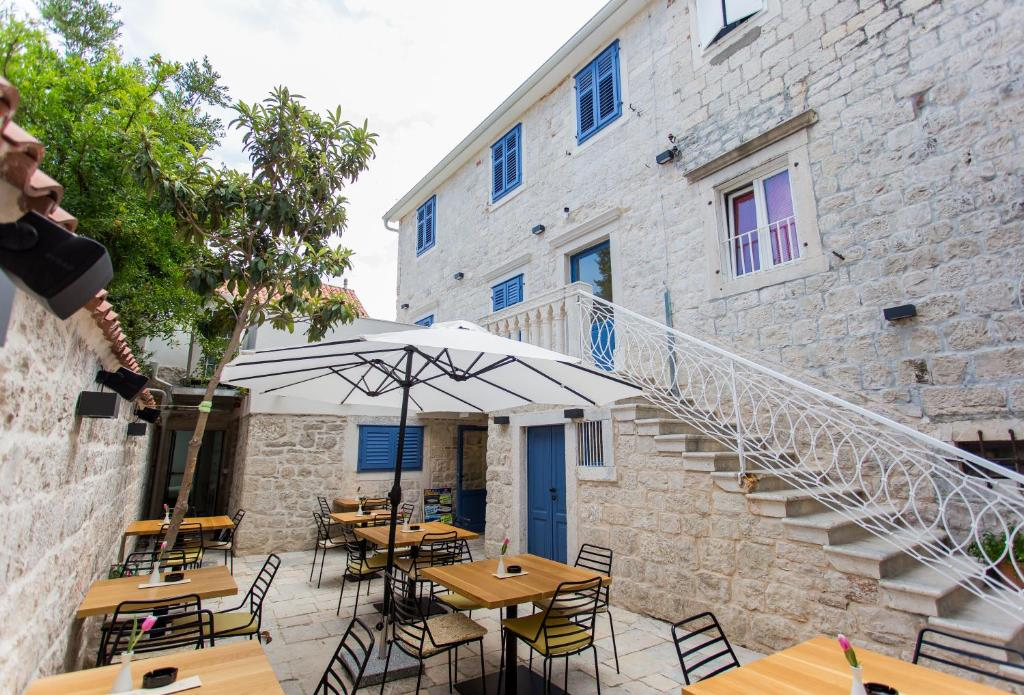 Bifora Heritage Hotel Trogir, Croatia
