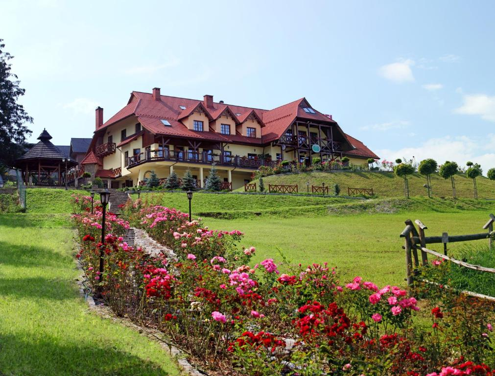 Hotel LOKIS Niedzica Zamek, Poland