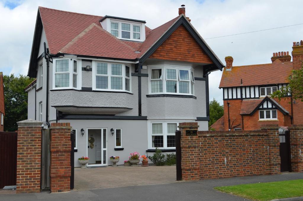 Foy House in Folkestone, Kent, England