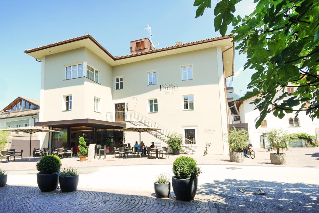 Das Alte Rathaus Egna, Italy