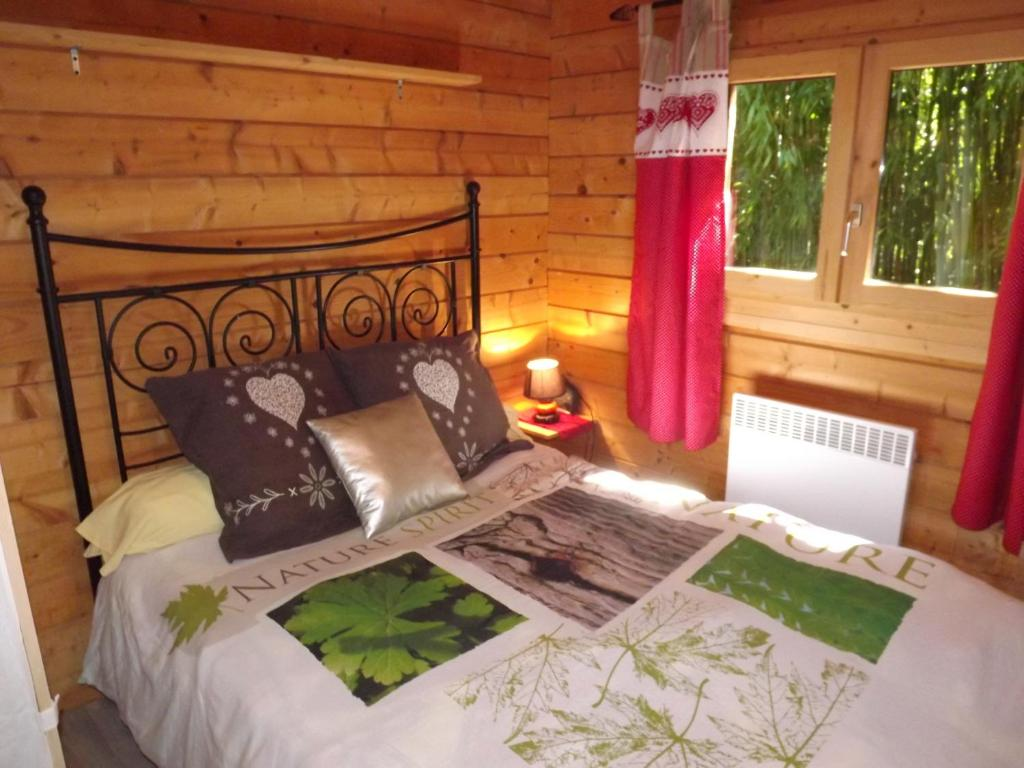 A room at le chalet