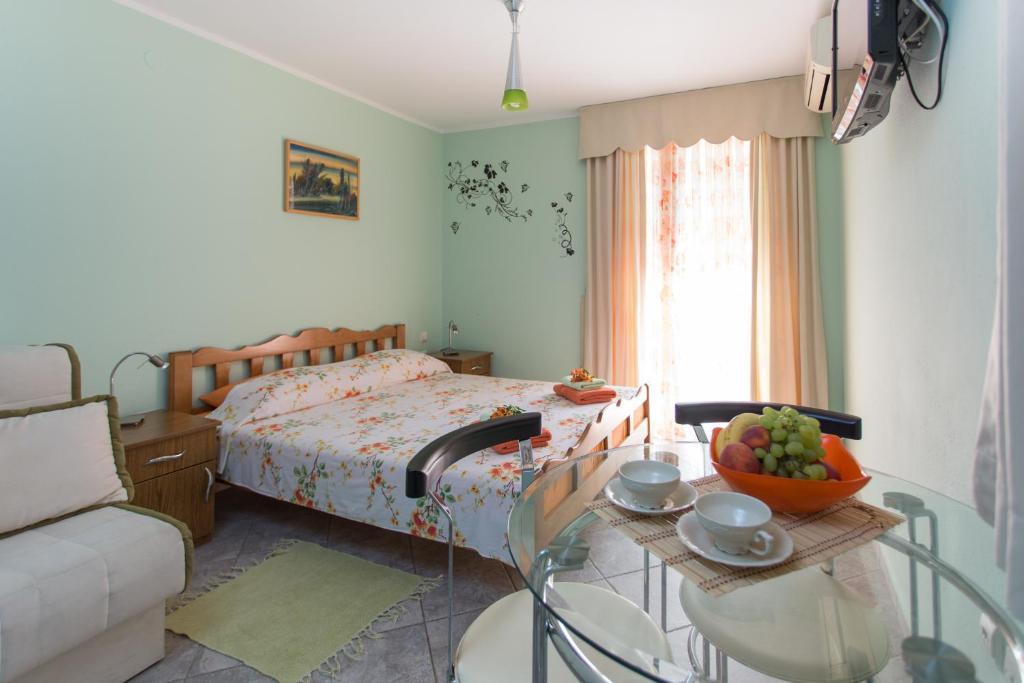 A room at Djurovic Apartments Montenegro