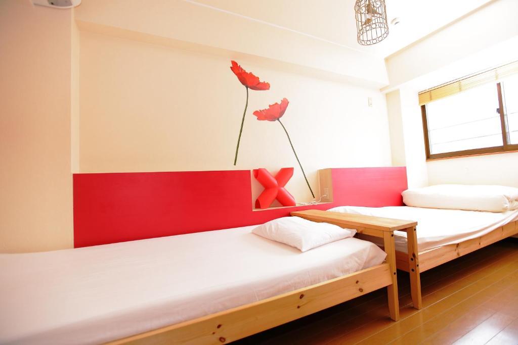 A room at Hostel Casa Noda