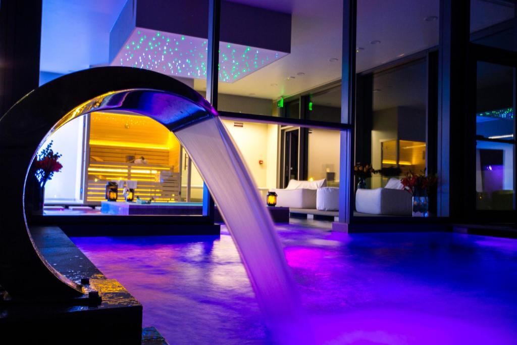 Hall o reception di Hotel Abano Astoria