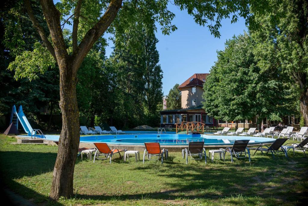 Wellness Hotel Szindbad Balatonszemes, Hungary