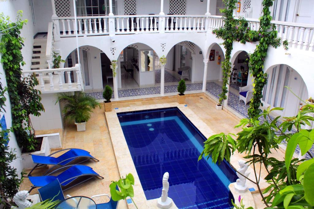 The swimming pool at or near Hotel Casa Mara By Akel Hotels