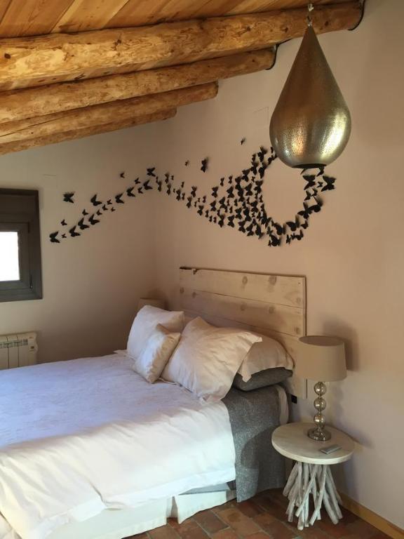 A room at El Zaguán