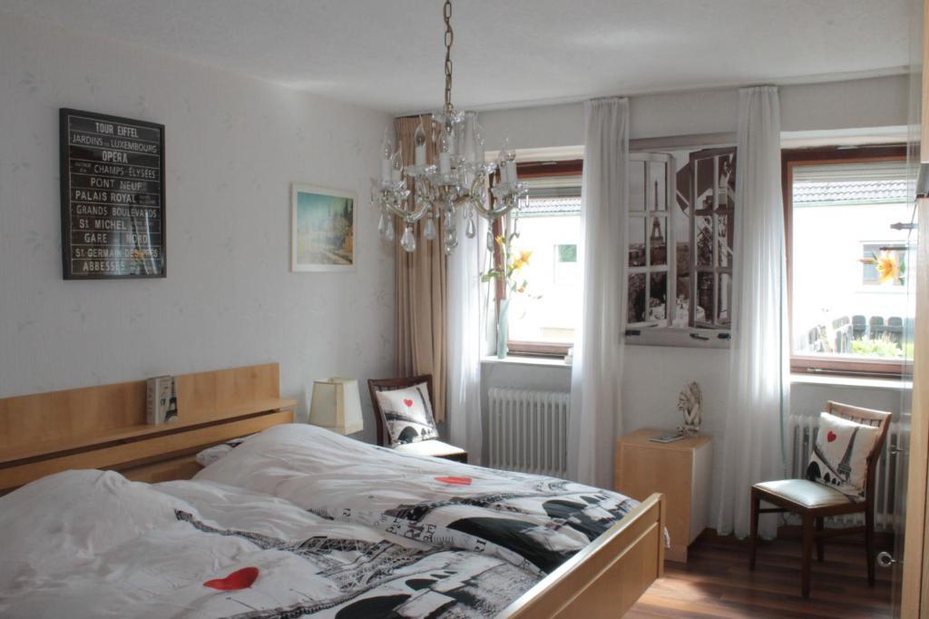 A room at Pension Rodenburg