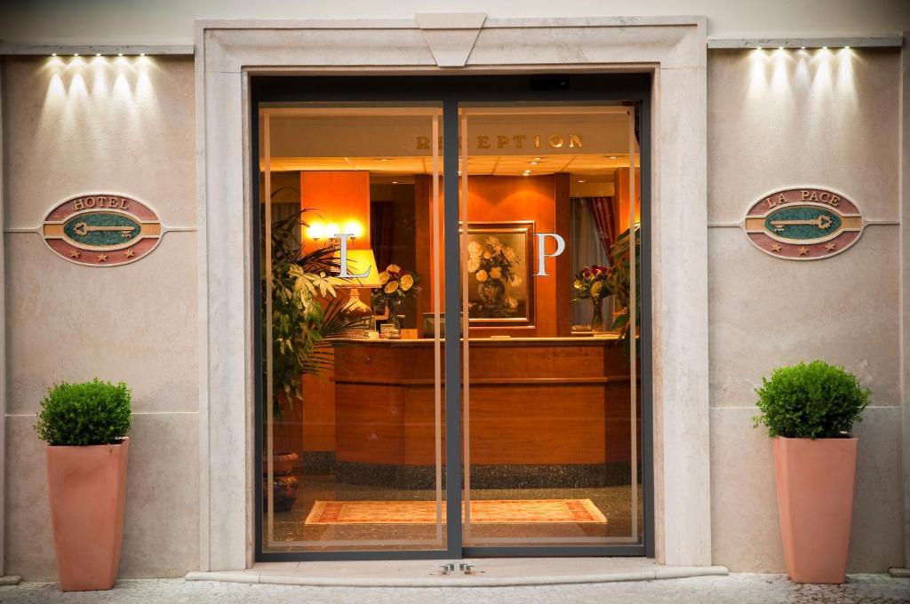 Hotel La Pace Cassino, Italy