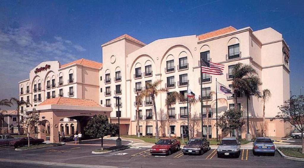 The Hampton Inn Los Angeles Carson.