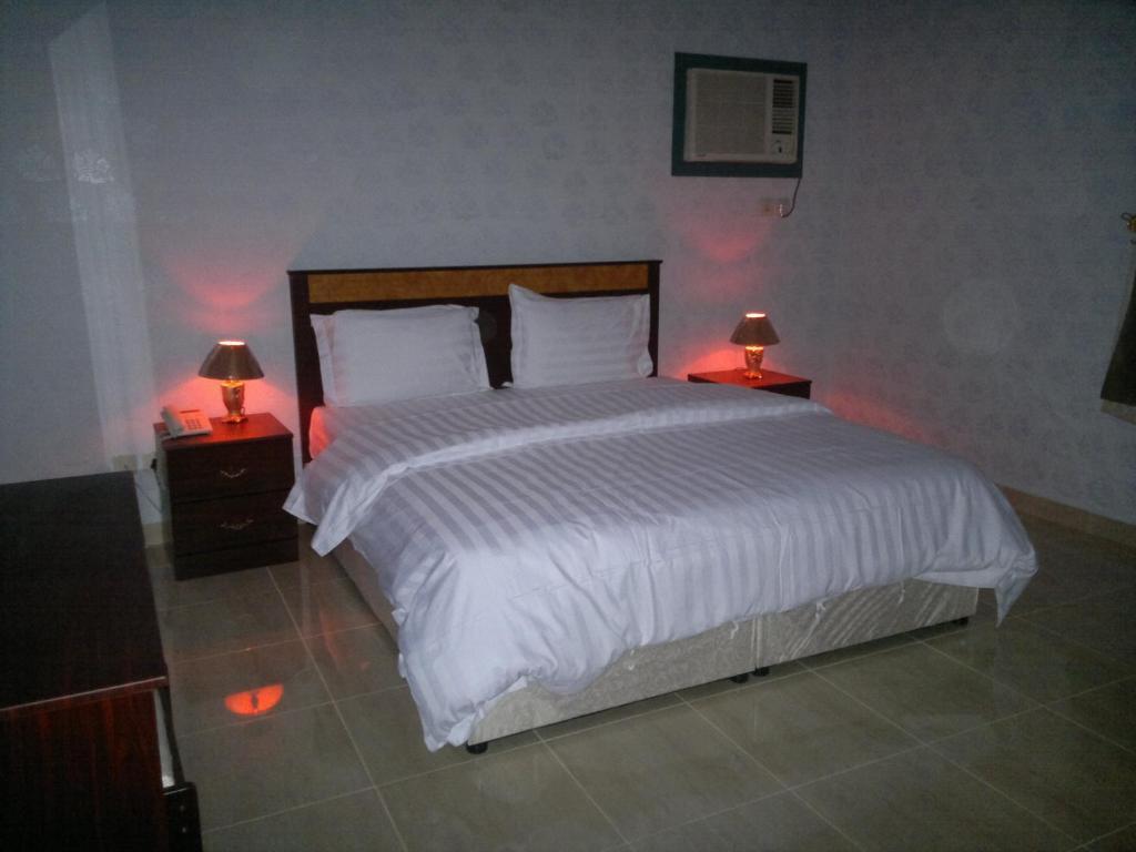 Um quarto em البحر للوحدات السكنية