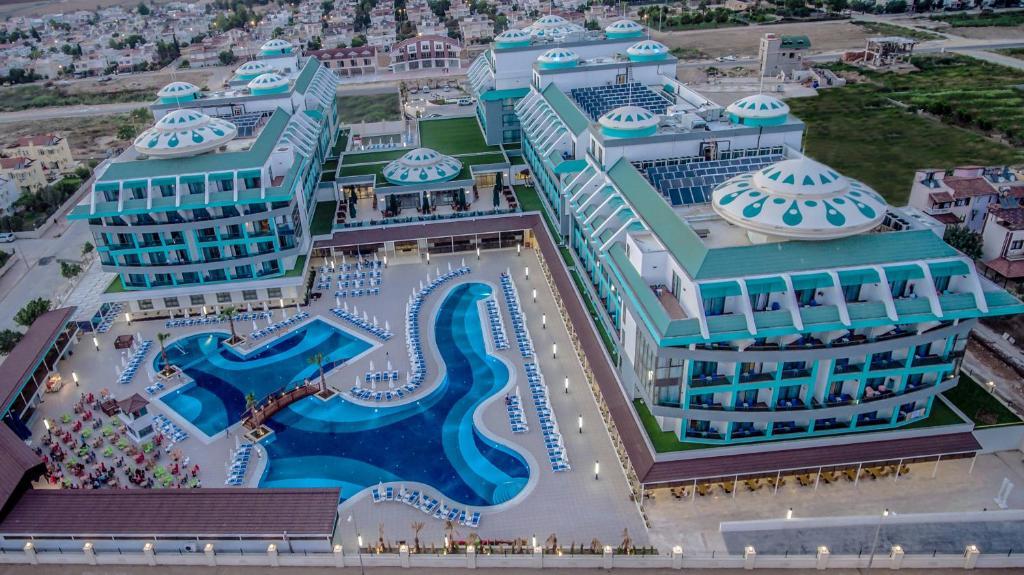 Sensitive Premium Resort & Spa iz ptičje perspektive