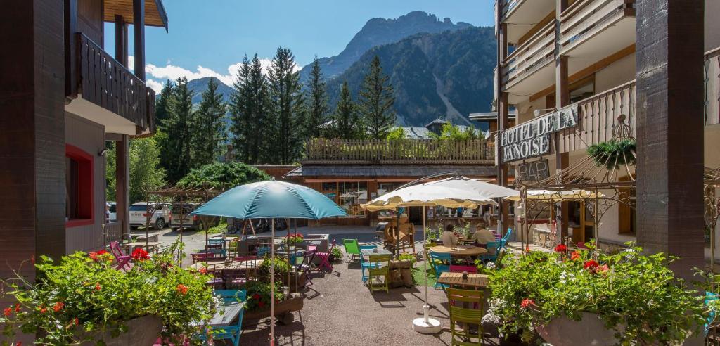 Hotel de La Vanoise Pralognan-la-Vanoise, France