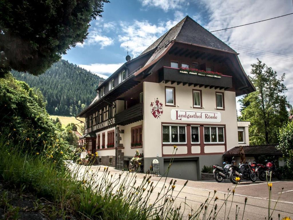 Landgasthof-Hotel-Rossle Oberprechtal, Germany