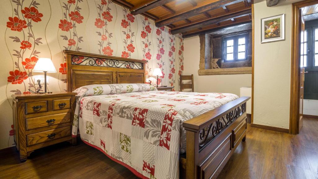 A room at Casa de los Somoza