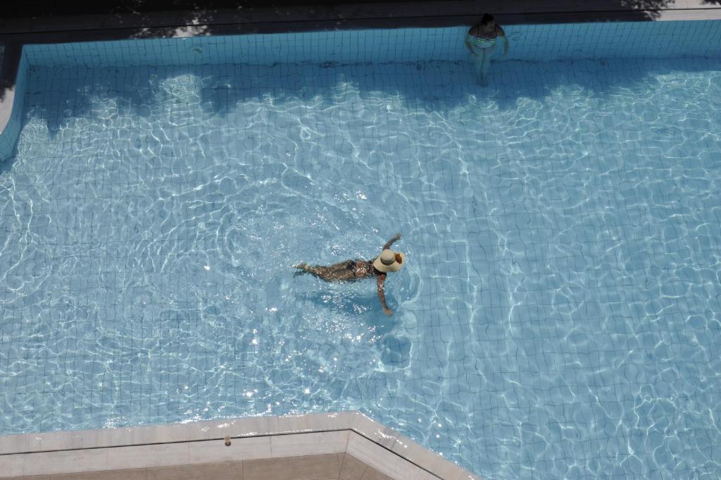 The swimming pool at or near Porto Plazza Hotel