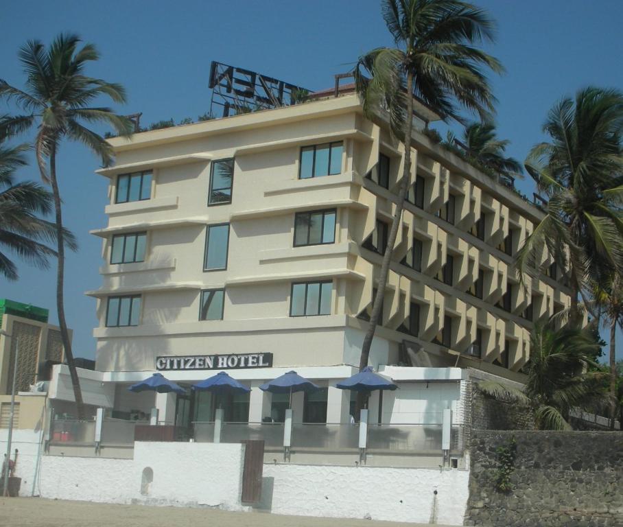 The Citizen Hotel.