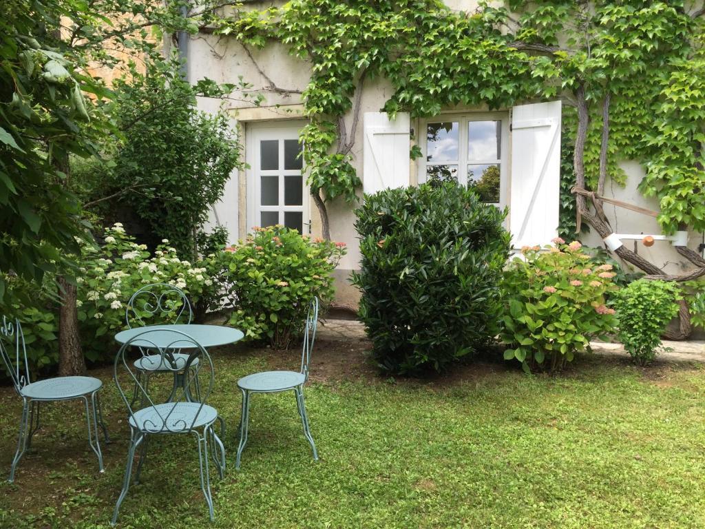Terrasse ou espace extérieur de l'établissement Villa Saint-Georges