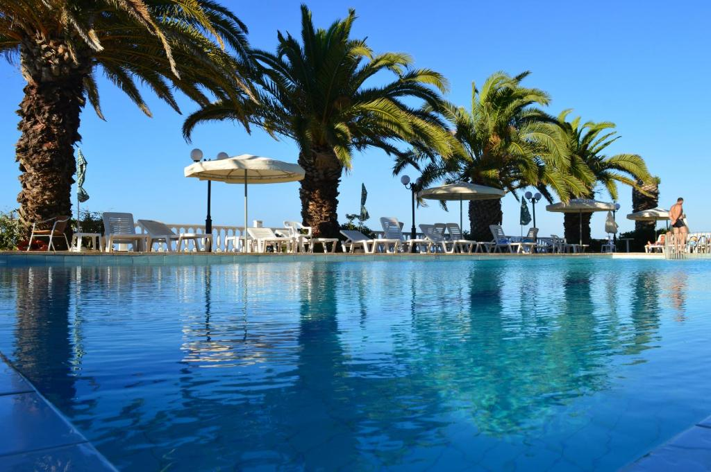 Paradise Beach Hotel Argasi, Greece