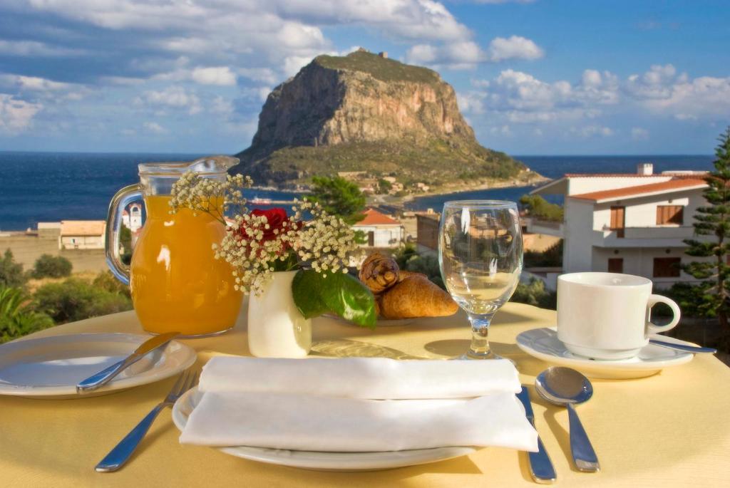 Restaurant ou autre lieu de restauration dans l'établissement Panorama