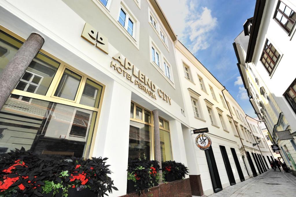 APLEND CITY Hotel Perugia Bratislava, Slovakia