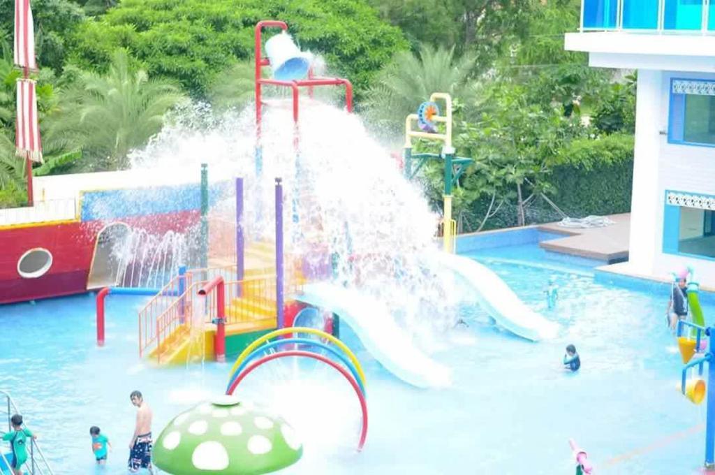 The swimming pool at or near My Resort Hua Hin