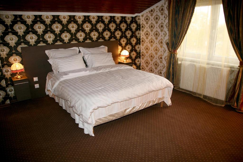 O cameră la Pensiunea Lokanta