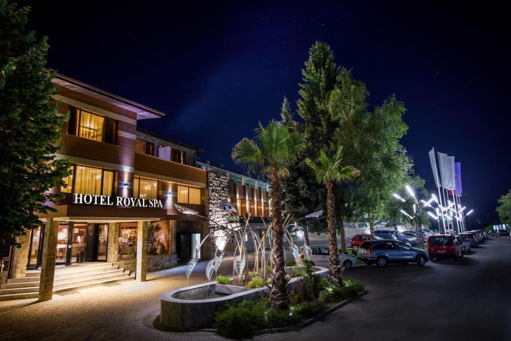 Royal Spa Hotel Velingrad, Bulgaria