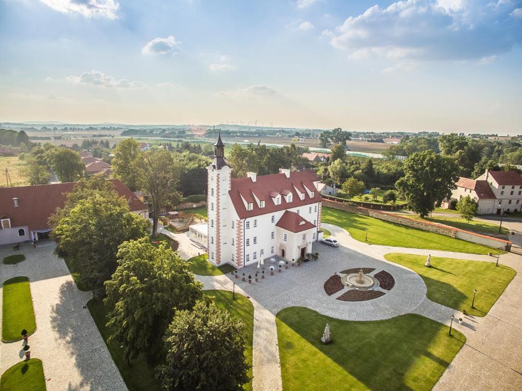 Palac Lagow Zgorzelec, Poland