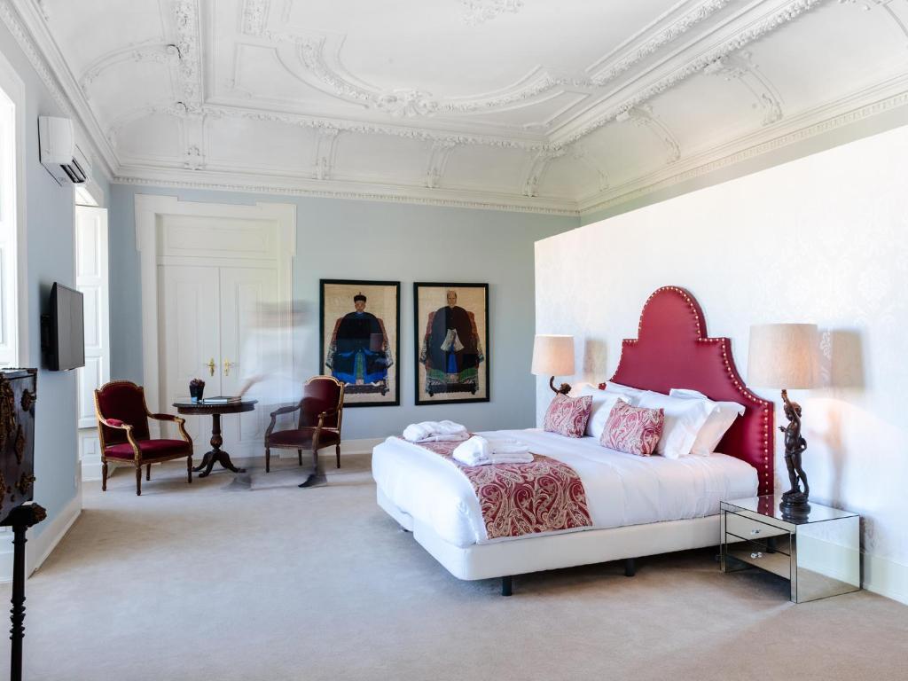 A room at Dear Lisbon - Palace Chiado Suites