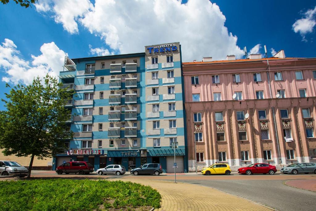Hotel Trend Plzen, Czech Republic