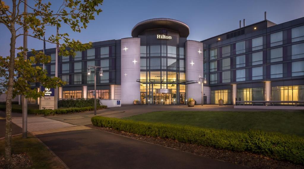 Hilton Reading - Laterooms
