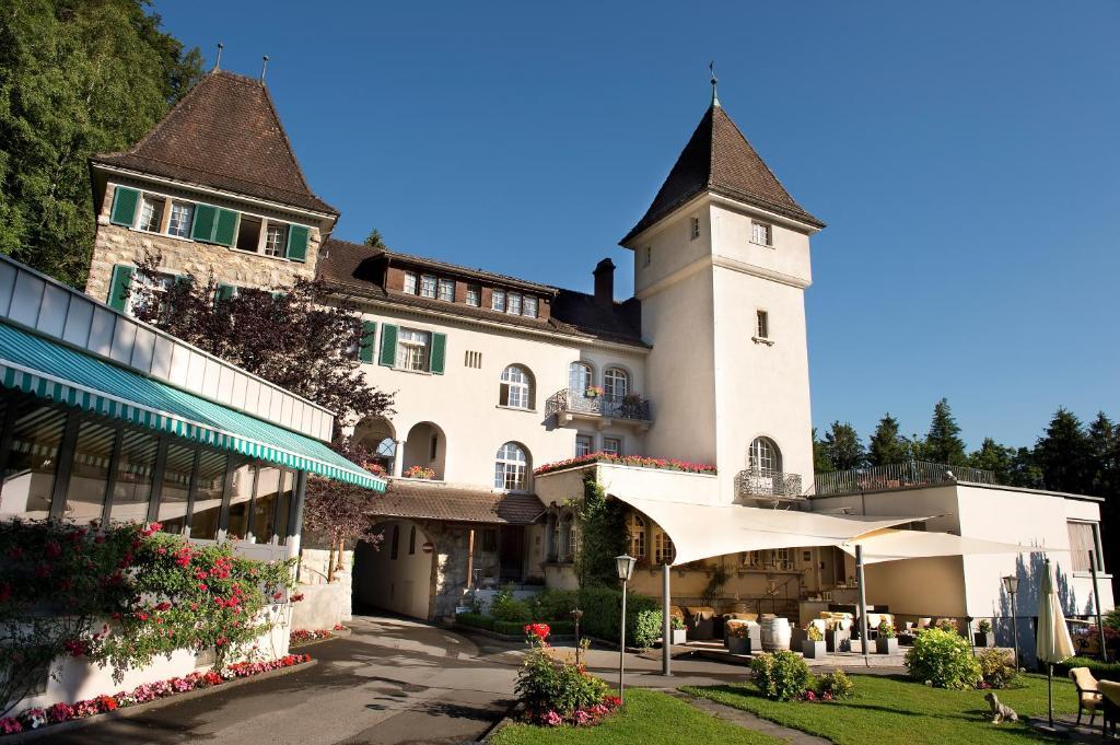 Hotel Schloss Ragaz Bad Ragaz, Switzerland
