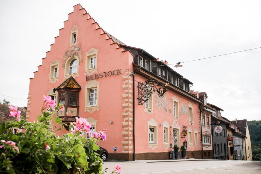 Landgasthof Hotel Rebstock Stuhlingen, Germany