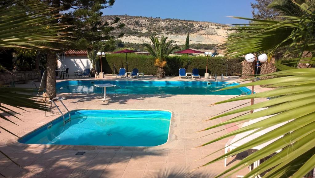 The swimming pool at or near Rantzo Holiday Apartments