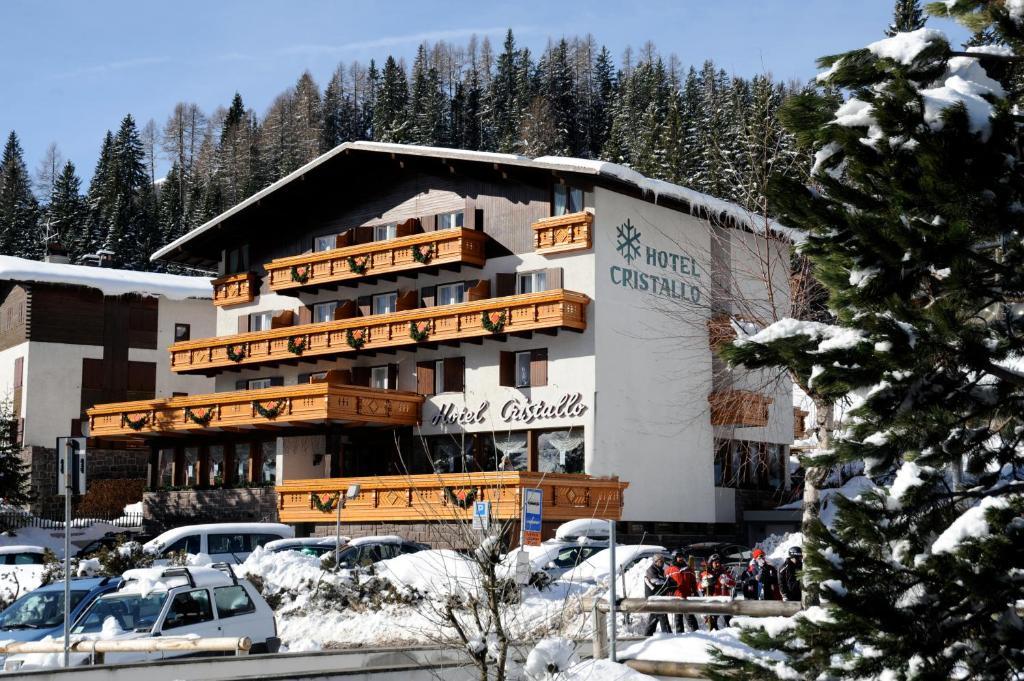 Hotel Cristallo San Martino di Castrozza, Italy