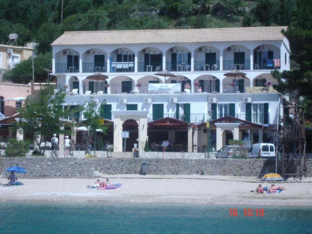 Hotel Apollon Paleokastritsa, Greece