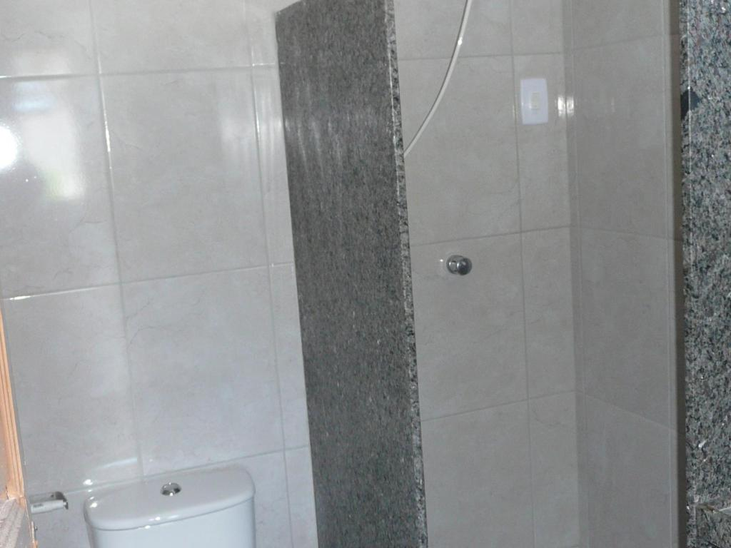 A bathroom at Privê Village Maragogi