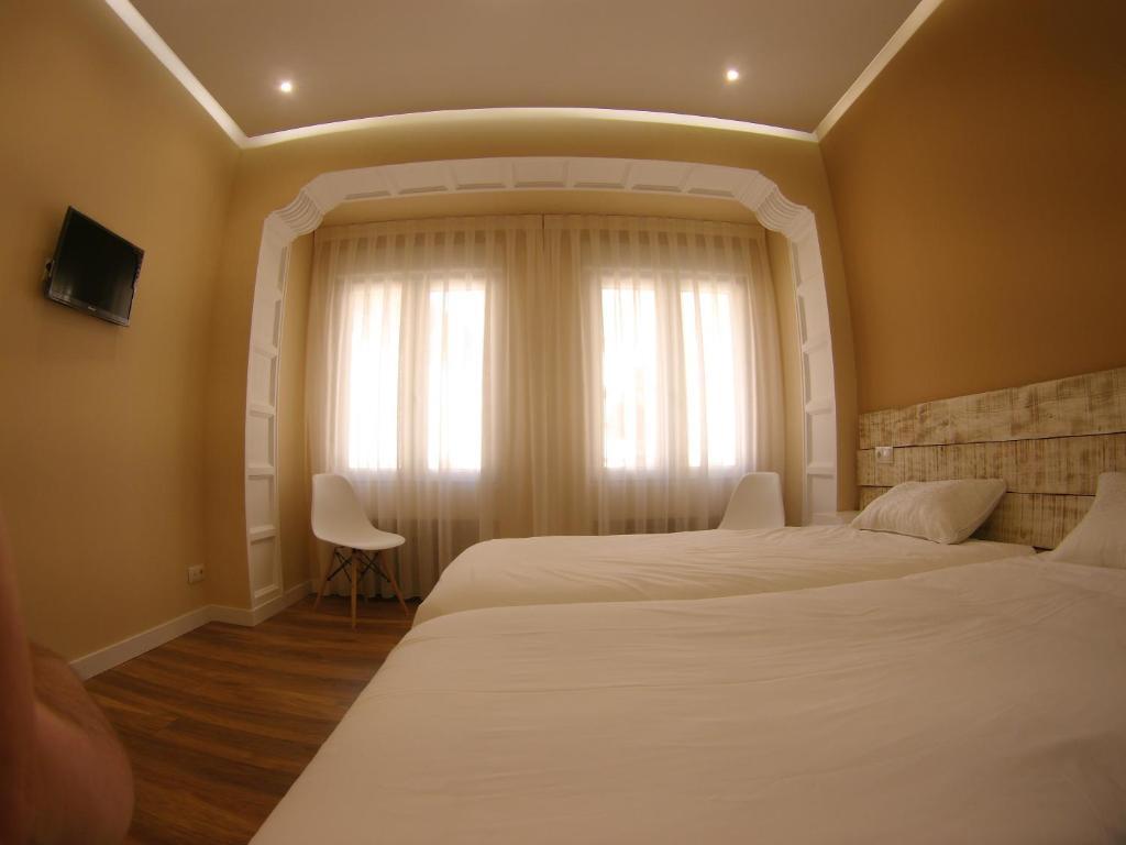 A room at Urban Burgos