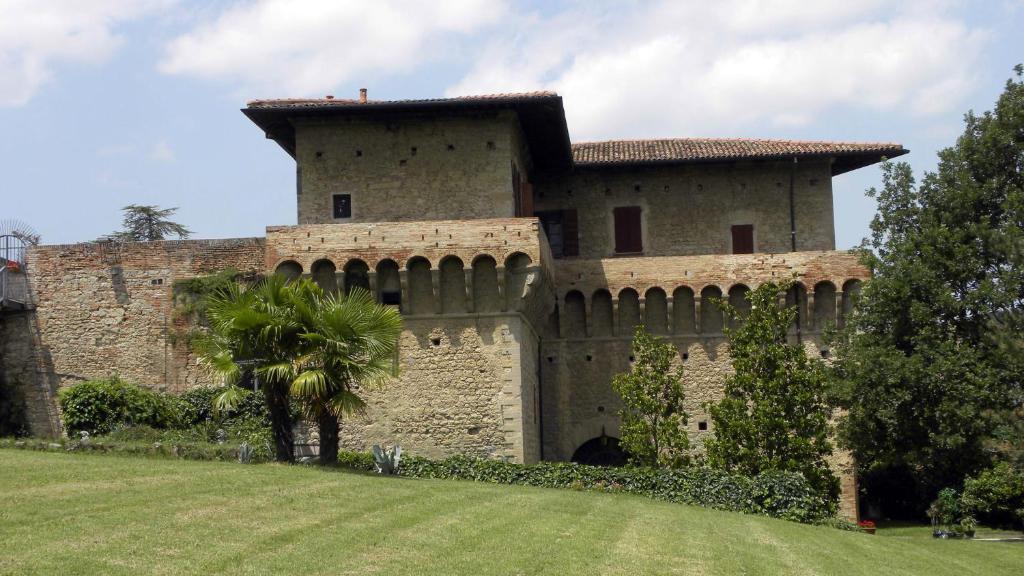 Giardino di Castello del Capitano delle Artiglierie