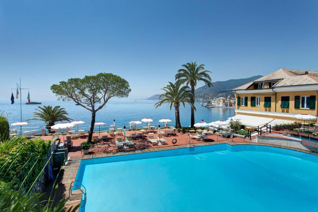 The swimming pool at or near Hotel Cenobio Dei Dogi