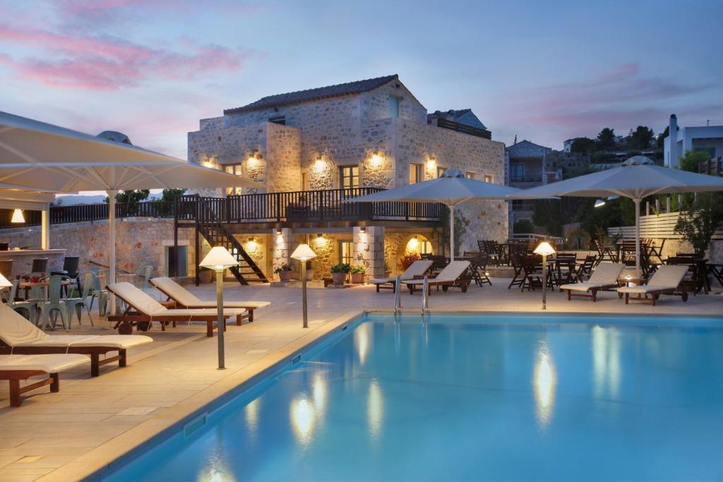 Thirides Beach Resort Gythio, Greece