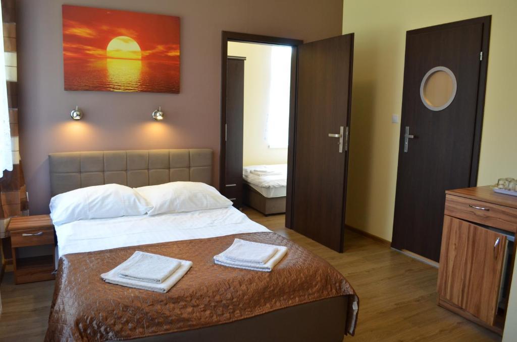 Pokój w obiekcie Willa Słoneczna