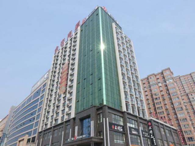 Jinjiang Inn Anyang Linzhou Hongqiqu Avenue Municipal Government