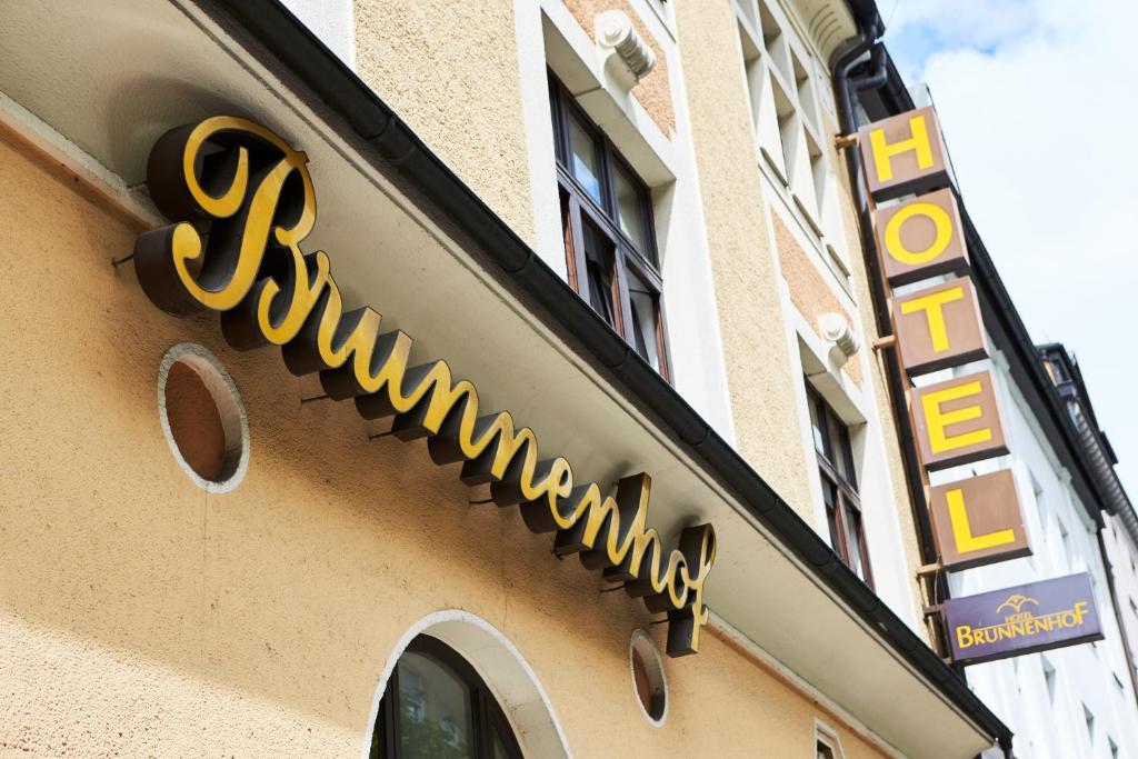 The facade or entrance of Brunnenhof City Center