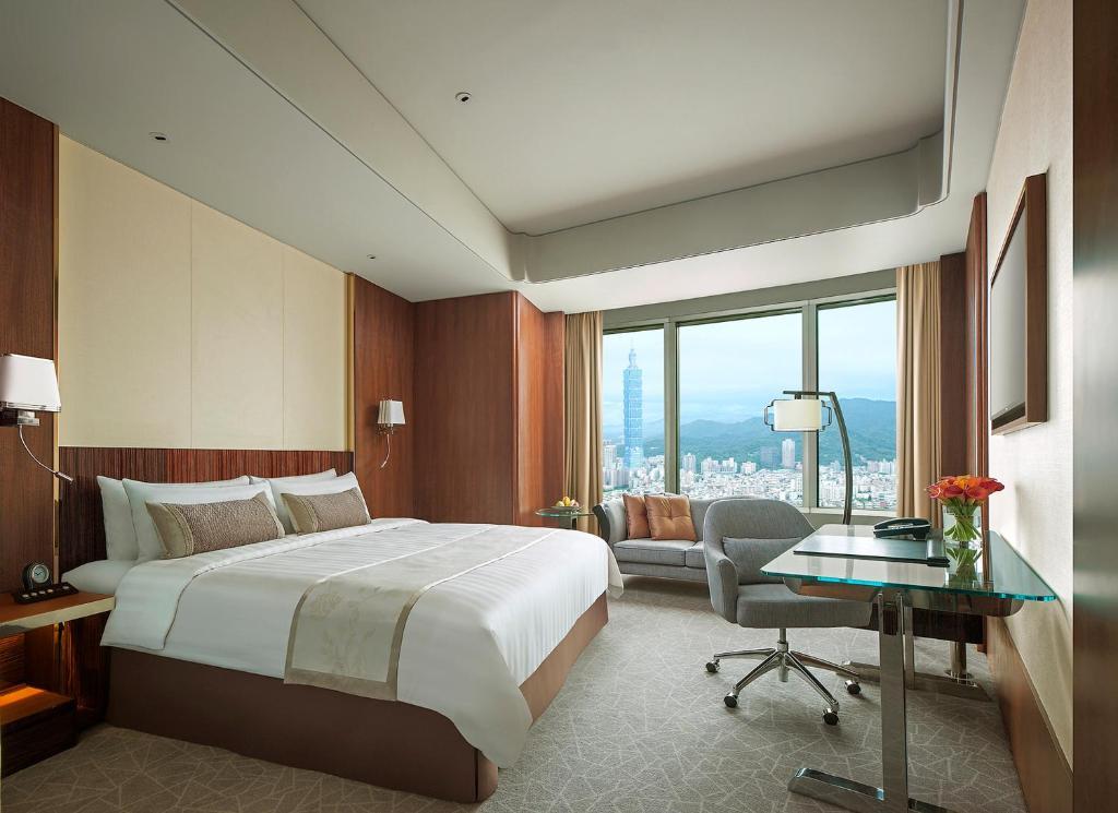 台北遠東香格里拉房間