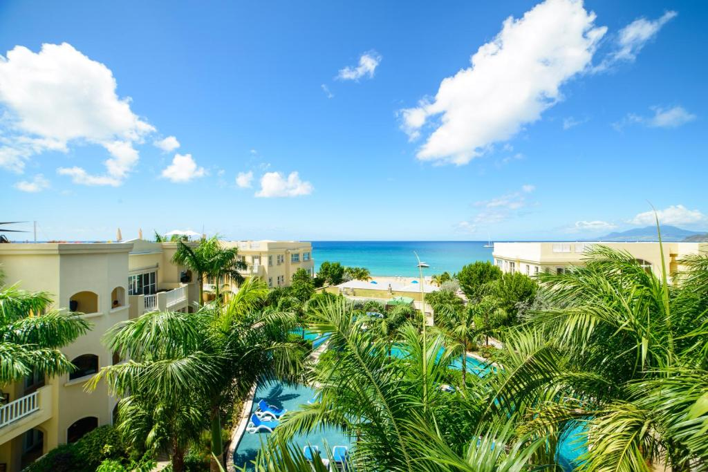 A view of the pool at The Hamilton Beach Villas & Spa or nearby